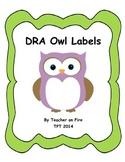 DRA Owl Labels