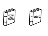 DRA Reading Level Labels
