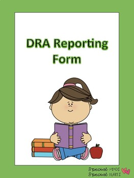 DRA Reporting Form