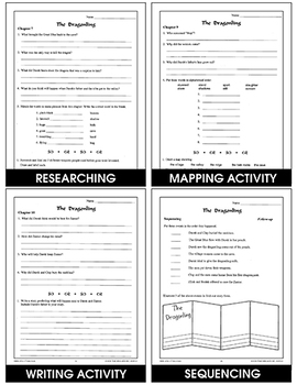 DRAGONLING NOVEL STUDY Gr. 1-4