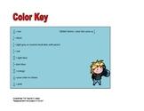 DRAKE Color by Number Fraction/Decimal Equivalents