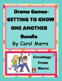 DRAMA GAMES GETTING TO KNOW YOU BUNDLE