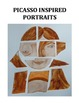 DRAW A PORTRAIT:  INTEGRATED ART AND MATH PROJECT (GRADES 3 - 6)