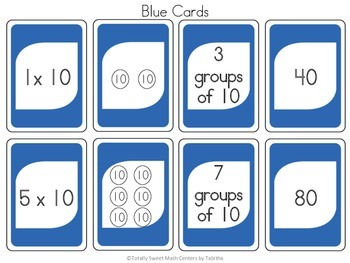 DRAW (An Uno Inspired Card Game) Multiplying by 10