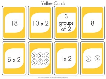 DRAW (An Uno Inspired Card Game) Multiplying by 2