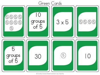 DRAW (An Uno Inspired Card Game) Multiplying by 5