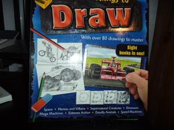 DRAW   ISBN 978-1-7418-1561-0