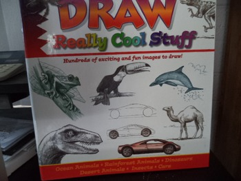 DRAW REALLY COOL STUFF   ISBN 068104799-2