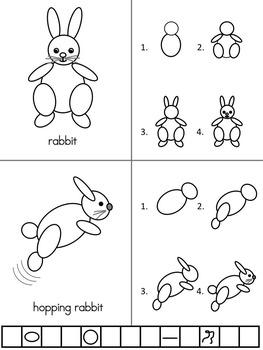 DRAW! a rabbit