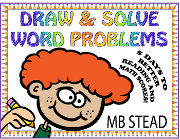Problem Solving Strategies 3rd, 4th, 5th Grade