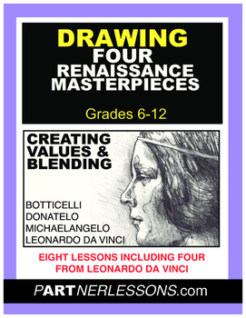 DRAWING 4 RENAISSANCE MASTERSPIECES