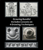 Art Beginner Drawing and Shading Middle or High School Art