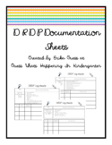 DRDP Documentation Sheets