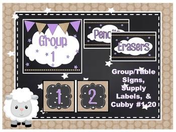DREAM Classroom Decoration Pack-CUSTOM ORDER-Melody