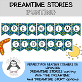 DREAMTIME STORIES BUNTING