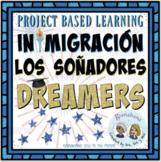 DREAMers:  Desafío de Inmigración e Identidad * Immigration & Identity Challenge