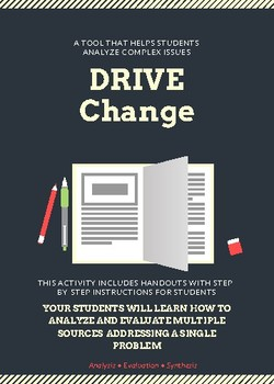 DRIVE Change: A Tool for Analyzing, Evaluating, and Synthesizing Sources