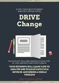 DRIVE Change: A Tool for Analyzing, Evaluating, and Synthe