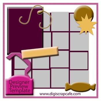DSC's Designer Journal Template