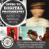 DSLR Digital Photography: Manual Mode How To, Lesson Plan, PowerPoint, & More