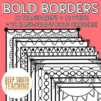 DST Bold Borders!