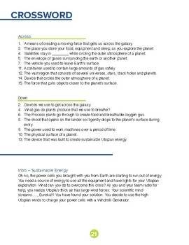 DTI Journey to Utopia Free Student Handbook Sample