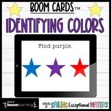 Identifying Colors Boom Card™ Bundle