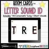 Letter Sound Recognition Boom Card™ Bundle