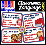 DUAL/BILINGUAL Classroom Language Posters
