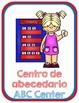 DUAL LANGUAGE CLASSROOM CENTER LABELS