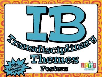 DUAL LANGUAGE IB TRANSDISCIPLINARY THEME Posters
