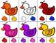 DUCKS Color Match Clip It {A Beginning Work Task)