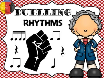 RHYTHM - DUELLING RHYTHMS (NOTE VALUES/TIME SIGNATURES GAME)