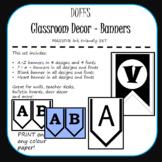 DUFF Classroom Decor - Ink Friendly Set