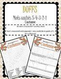 DUFFS Guilt Free Word Searches - Mots Cachés 5-4-3-2-1 (L'