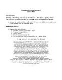 DUI Obituary Project