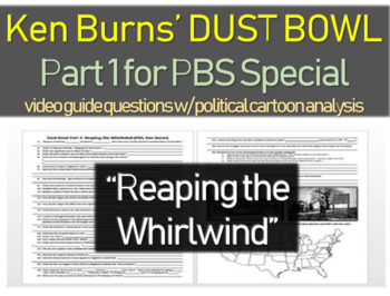 dust bowl reaping the whirlwind video guide questions part 2 of pbs special. Black Bedroom Furniture Sets. Home Design Ideas