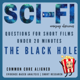 DUST short sci-fi film | The Black Hole | guide & questions