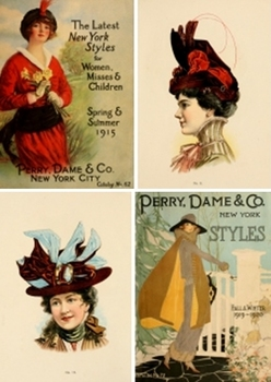 DVD - Art Deco & other Vintage Fashions.  300 out of copyright images.