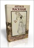 DVD - over 600 Arthur Rackham illustrations in public domain!