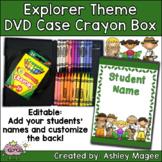 DVD Case Crayon Box Explorer Theme