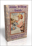 DVD - 219 Jessie Willcox-Smith Illustrations to use for pr