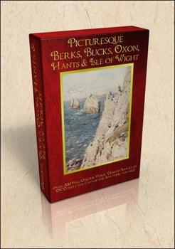 DVD - Picturesque Berks, Bucks, Oxfordshire, Hants & The Isle of Wight