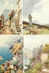 DVD - Picturesque West Country of England.  300 out-of-copyright images.