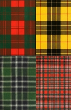 DVD - Tartans.  123 out-of-copyright tartan images to use for anything you like!