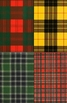 DVD - Tartans.  123 out-of-copyright tartan images to use