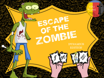 DYNAMICS - ESCAPE THE ZOMBIE GAME (HALLOWEEN)