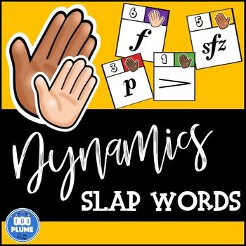 DYNAMICS - SLAP WORDS