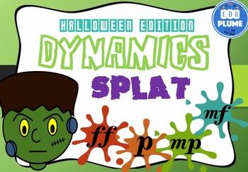 DYNAMICS SPLAT - HALLOWEEN EDITION
