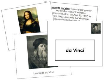 Da Vinci (Leonardo) Art Book